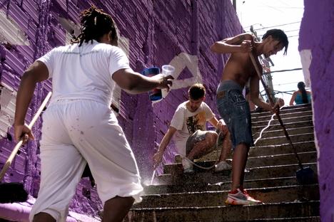Boa Mistura brings magic and poetry to São Paulo