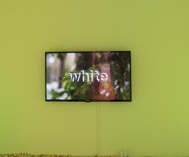 Exhibition MAKE SENSE White Arkitekter