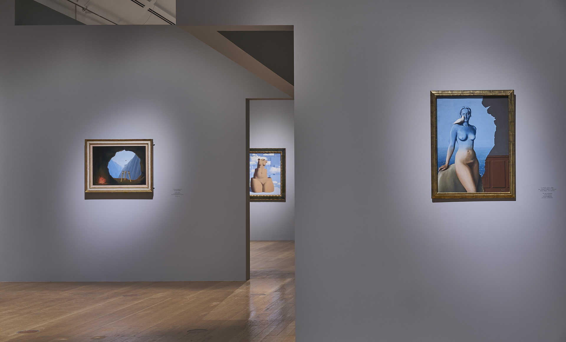 Rene Magritte The Treachery of Images Schirn Kunsthalle