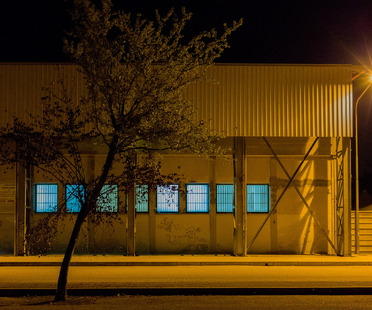 Lights in the Brenta Riviera, workshop and exhibition