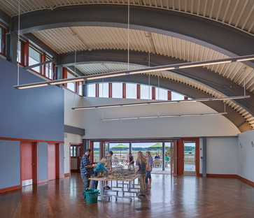The Brock Environmental Center, 2017 AIA COTE Top Ten Plus