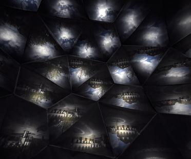 Hyperscope installation by Nano Valdes