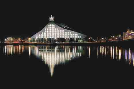 National Library of Latvia, 2017 AIA/ALA Award