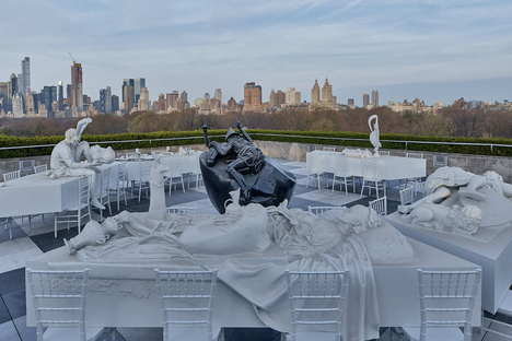 The 2017 Roof Garden Commission: Adrián Villar Rojas