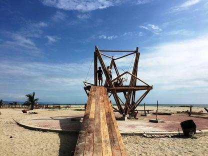 El Atrapasueños, Natura Futura Arquitectura and Ruta 4