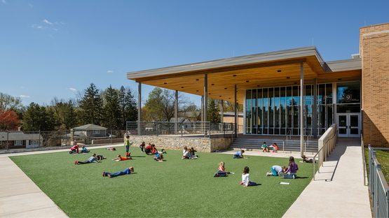 Aia Cote Top Ten Discovery Elementary School Vmdo Architects