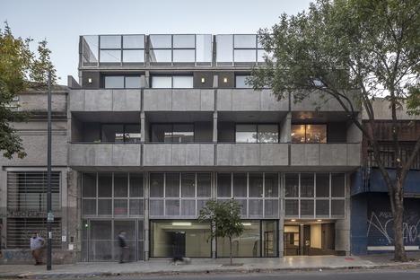 Bolivar, a condominium in Buenos Aires by HM Arquitectos