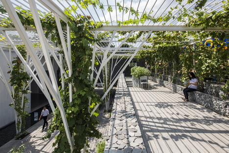 Architecture for climate change in Vietnam