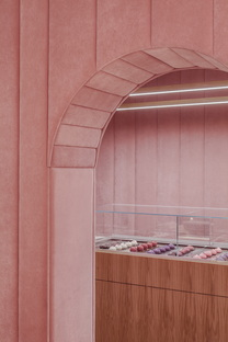 Nanan, a dream in Millennial Pink by BUCKSTUDIO