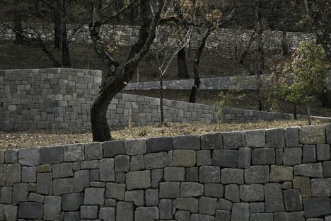 Ai Weiwei, Ruyi Path at Chateau La Coste