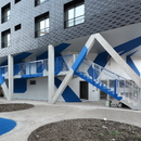 Atelier YokYok and graphic engagement with architecture