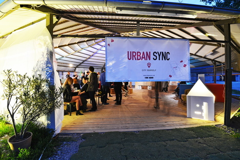 UrbanSync, an App to participate in urban development
