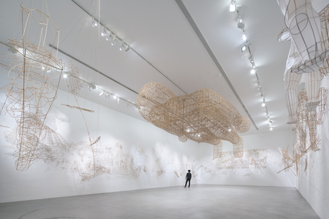 Mountains and Seas, exhibition by Ai Weiwei