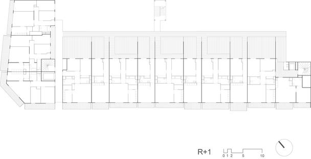 LESS, urban amplifier by AAVP