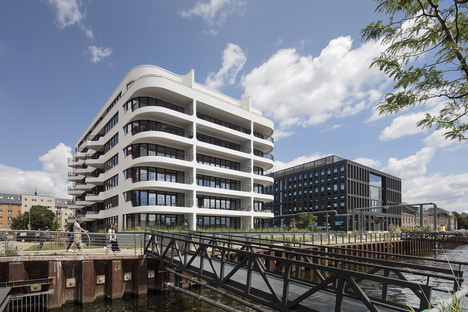 Tchoban Voss Architekten designs The White in Berlin