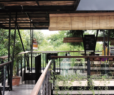 Roam, co-living and co-working in Bali by Alexis Dornier