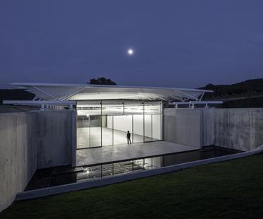 Renzo Piano Building Workshop for Château La Coste
