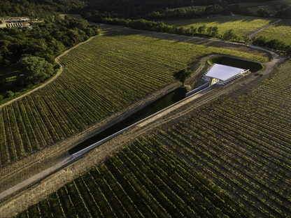 Renzo Piano Building Workshop per Château La Coste