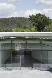 Renzo Piano Building Workshop for Château La Coste