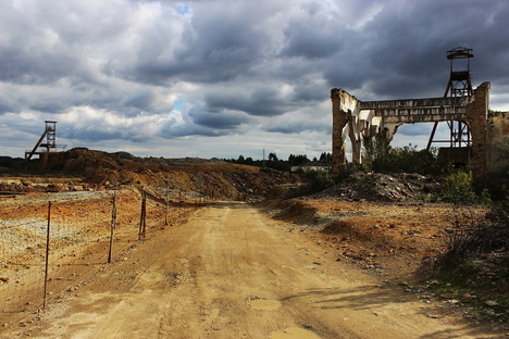 Exhibition Wasteland: a journey across mining landscapes<br />