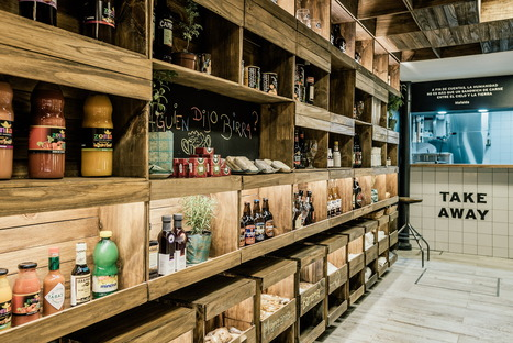 The Birra bar by Hitzig Militello Arquitectos