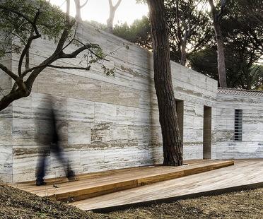 Sundaymorning receives a commendation at the Premio Architettura Toscana