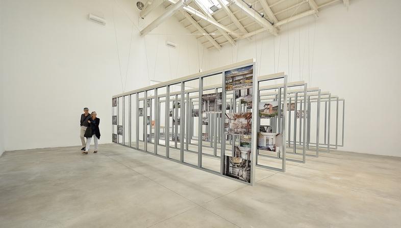 Spanish exhibition UNFINISHED in Australia