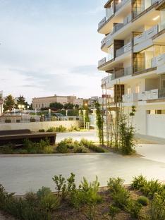 Case di Luce, bioclimatic residential complex by Pedone Studio