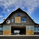Redesigning existing building: Manson Barn by SkB Architects