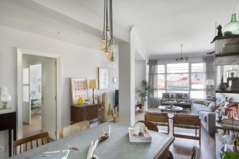 Egue y Seta: Gaila's Home, the house of an interior designer