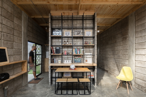 Entre Bloques, house for a free spirit