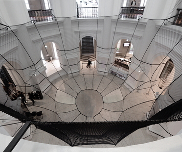 Soft Dome, installation by Atelier YokYok