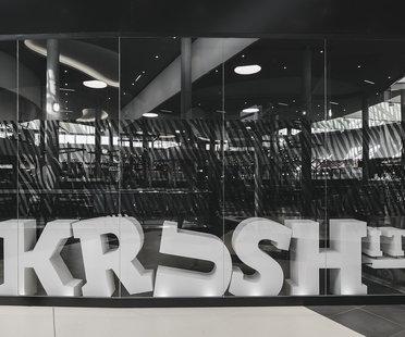 Krush it. A gym by Estudio AMATAM