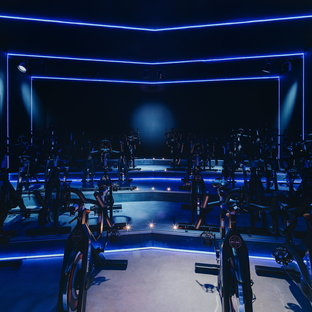 Krush it. A gym by Estudio AMATAM