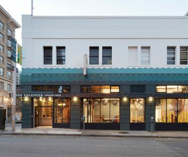 INTERSTICE Architects: 826 Valencia Tenderloin Center, San Francisco