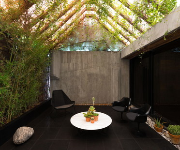 Anagrama for the Montelena restaurant in Mexico