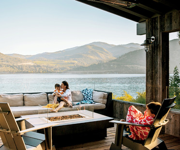 Family holidays on Lake Chelan