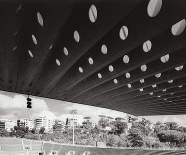 The Getty Foundation and Pier Luigi Nervi's Flaminio stadium