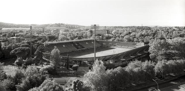 The Getty Foundation and Pier Luigi Nervi's Flaminio stadium