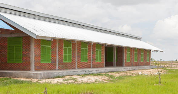 Khyaung School in Cambodia, tradition and sustainability