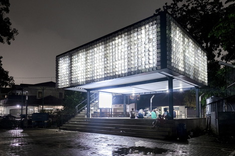 Bima, the micro-library by SHAU in Indonesia