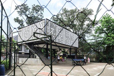 Bima the microlibrary by SHAU in Indonesia Livegreenblog