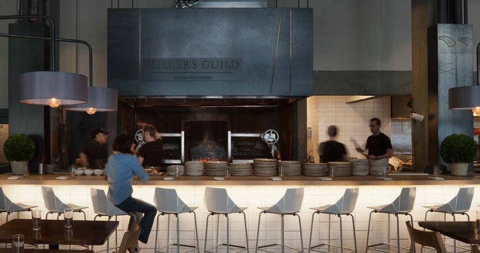 Miller's Guild, Graham Baba Architects