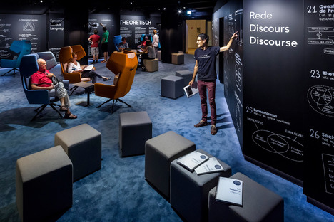 Museum of Communication in Bern, Kossmann.dejong