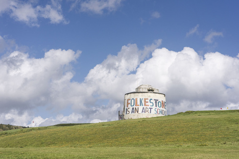 Folkestone Triennial, art and public spaces