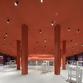 Roland Baldi architects, mensa a Bolzano