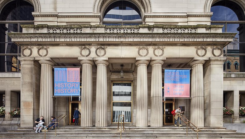 Apre la Chicago Architecture Biennial 2017