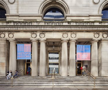 The 2017 Chicago Architecture Biennial opens
