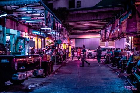 Xavier Portela, Bangkok Glow