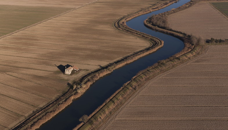 Landscapes as seen from above, Stefano Maruzzo